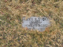 Mary Robinson <I>Stokes</I> Sincock
