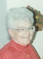 Margaret <I>Olinger</I> Reasor