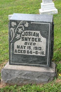 Josiah Snyder