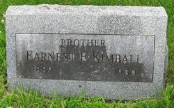 Earnest Earl Kimball