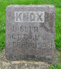 Joseph Richard Knox