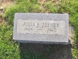 Julia E. Leehey