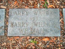 Barry Wilson Williams