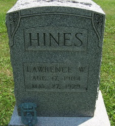 Lawrence W. Hines