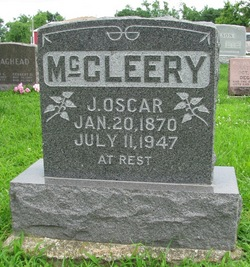 Joseph Oscar McCleery