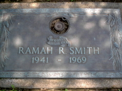 Ramah Frances <I>Redd</I> Smith