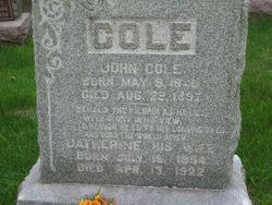 John Michael Cole