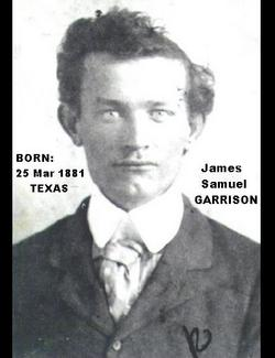 "James Samuel ""Dick"" Garrison"
