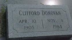 Clifford Donovan