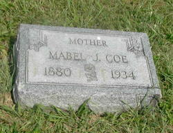 Mabel Jane <I>Tucker</I> Coe