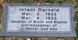 Infant Darnold