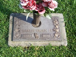 Charles Green, Sr