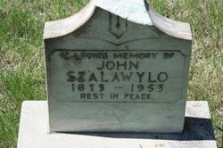 John Szalawylo