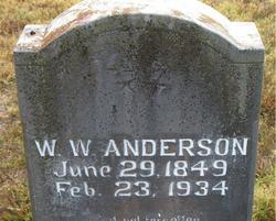 William W. Anderson