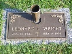 Leonard L Wright