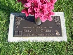 Ella F Green