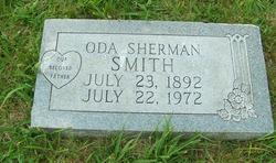 Oda Sherman Smith