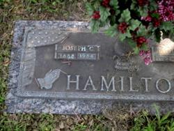 Joseph C Hamilton