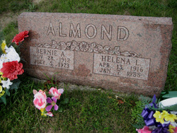 Helena L <I>Pease</I> Almond