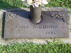 Anna Simmons