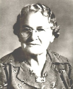 Annie Claire <I>Swearingen</I> Garrison