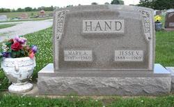 Jesse Valentine Hand