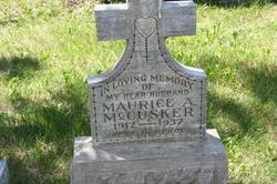 Maurice A. McCusker