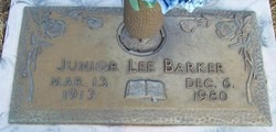 Junior Lee Barker