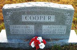 Dorothy <I>McDonald</I> Cooper