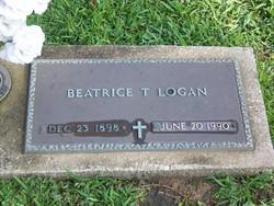 Beatrice T Logan