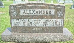 Buna Glee Alexander