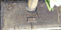 Marie Daniels