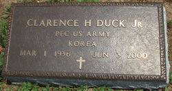Clarence Henry Duck, Jr