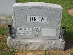 Edgar W Drew