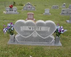 Claude Milburn White