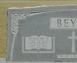 Rudolph E. Beyer