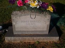 James Hartley Brunty