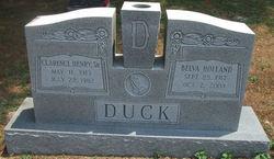 Belva <I>Holland</I> Duck