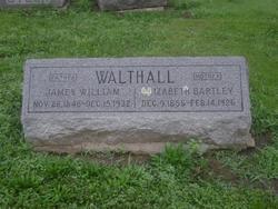 Elizabeth <I>Bartley</I> Walthall