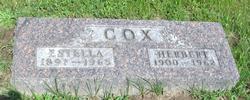 Estella E. <I>Stonecipher</I> Cox