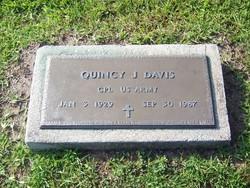 Quincy J Davis