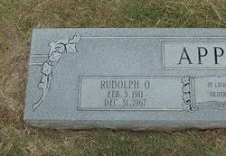 Rudolph O. Appel