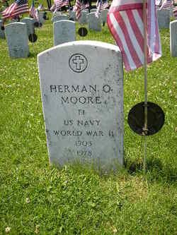Herman O Moore