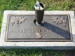 Hazel <I>Goodwin</I> Tate