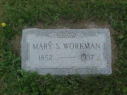 Mary Susan <I>Parker</I> Workman