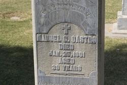 Manuel G. Castro