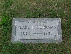 Pearl Hawkeliff Workman