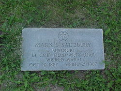 Mark Spencer Salisbury, Jr