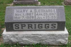 Leonard Elsworth Spriggs
