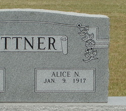 Alice N. Bittner